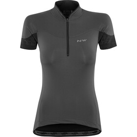 Northwave Muse SS Jersey Women graphite